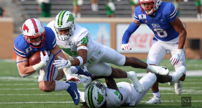 The new normal: North Texas football adjusting to travel restrictions in 2020