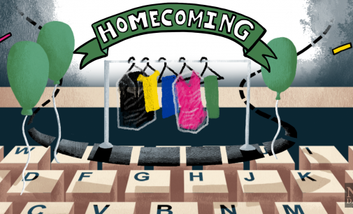Homecoming goes virtual the first week of November