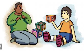LGBTQ representation in children's media is essential