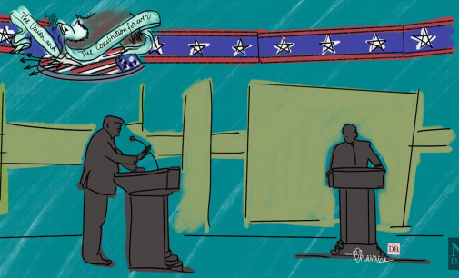 Why we all lost in the first presidential debate