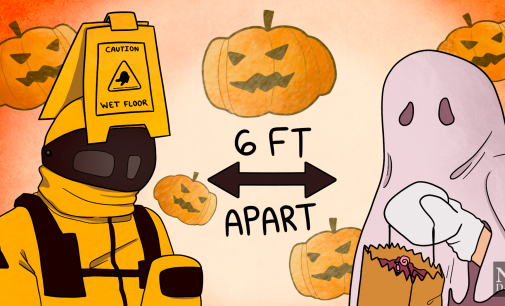 Stay safe for Halloween and do not culturally appropriate