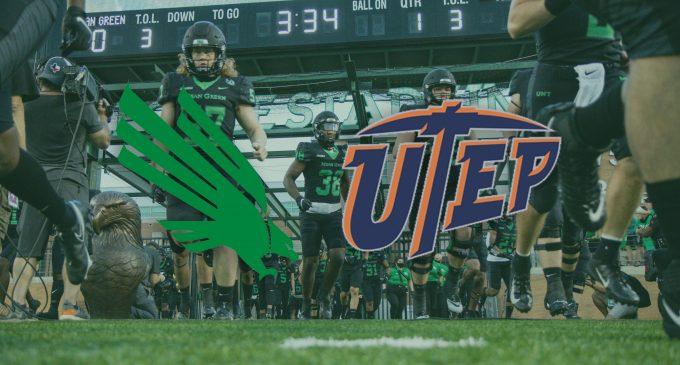 BREAKING: North Texas football game against UTEP postponed