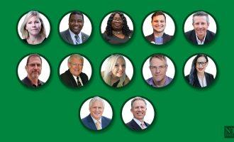 Who's who of Denton's Nov. 3 city council elections