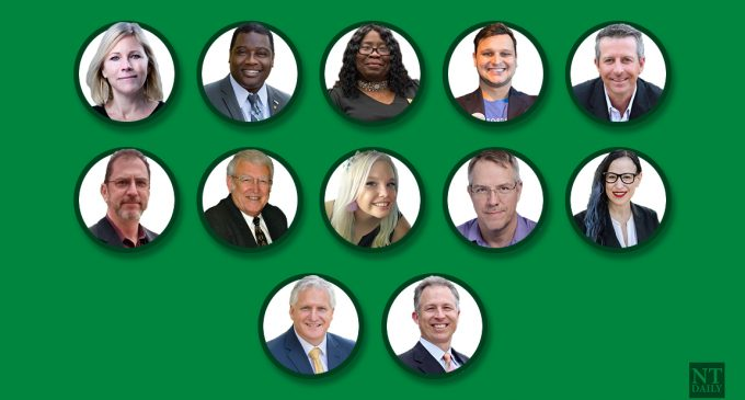 Who's who of Denton's Nov. 3 city council elections
