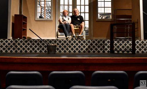 Theatre Denton presents a virtual production of 'The Gin Game'