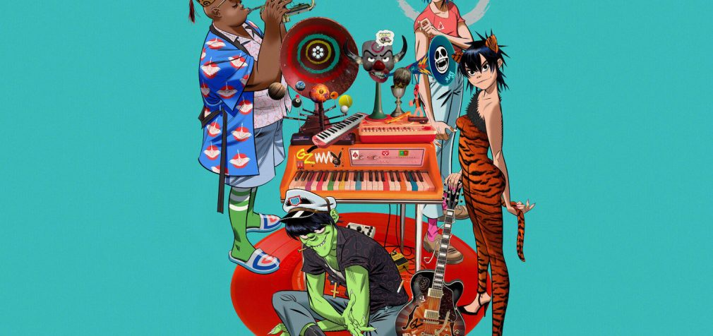 Gorillaz' 'Song Machine' is an ambitious project and instant classic