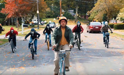 'Hubie Halloween' is Adam Sandler's beautiful promise to the world