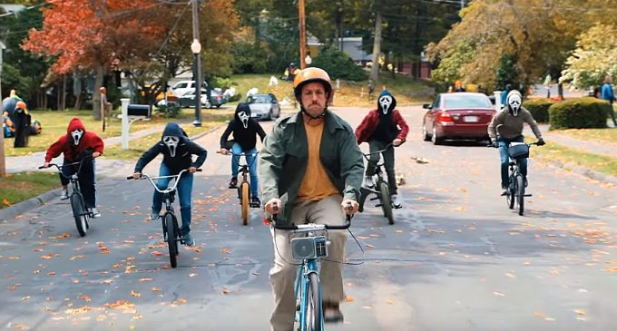'Hubie Halloween' is Adam Sandler's beautiful promise to the world