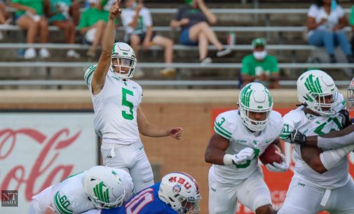 BREAKING: Quarterback Jason Bean to transfer out of UNT