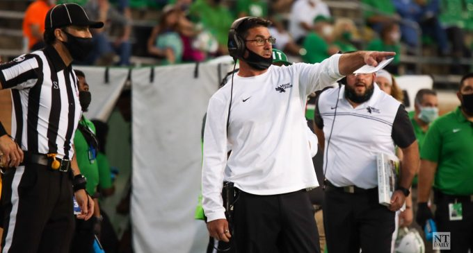 BREAKING: North Texas athletic department announces three active COVID-19 cases