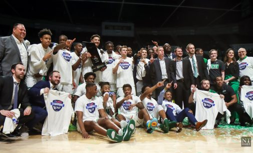 Growing momentum: North Texas men's basketball looks to build on past successes