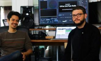 Off the Grid Music Studio offers all-in-one package for audio, video recording needs of music students