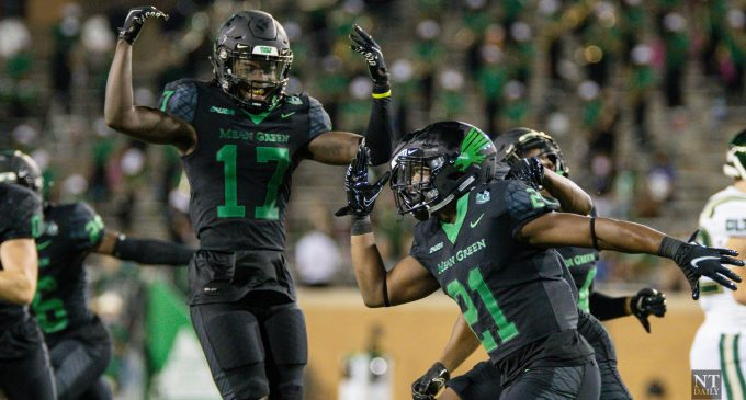 North Texas reboots for first road game of the year against Middle Tennessee