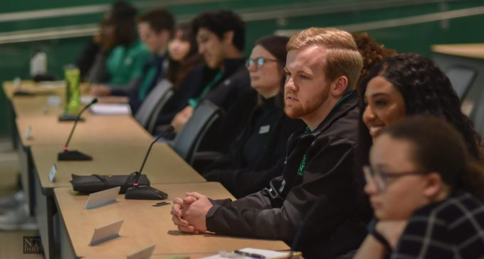 SGA launches new transparency initiative and Career Center program
