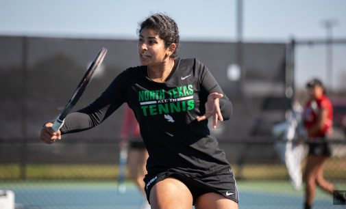 Tennis ends preseason on a strong note as spring season approaches