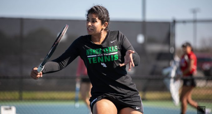 Tennis team finishes second in final tournament with high expectations for spring