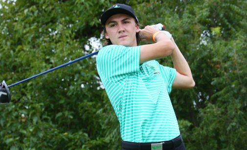 Freshmen spread their wings as men's golf takes sixth at Maridoe Collegiate Invitational