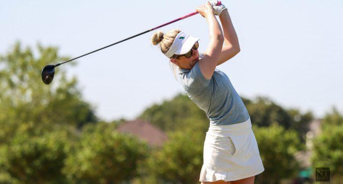 Women's golf earns best ranking ever as senior Cox ranks top 20 nationally