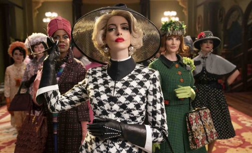 Robert Zemeckis' spin on 'The Witches' is flashy, but lacks any real magic