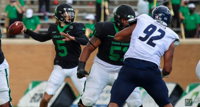 Roadrunners utilize ground game to overpower North Texas