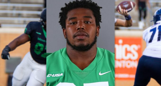 Senior nose tackle wins C-USA Defensive Player of the Week