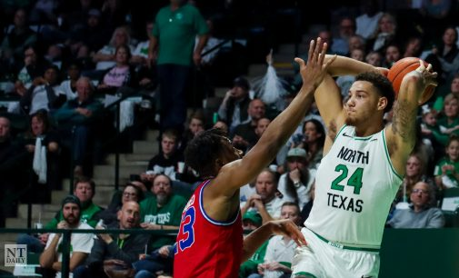 North Texas' athletics department announces basketball season safety measures