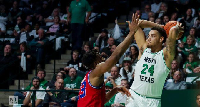 North Texas' athletics department announces basketball season safety measures