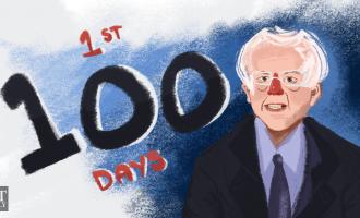 Bernie Sanders' 100-day plan, a 21st Century Bill of Rights