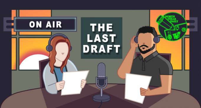 The Last Draft – Episode 8: Fireside Chat with Matt & Bekah