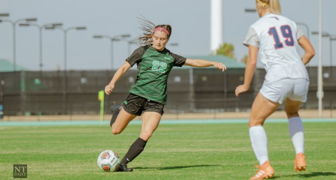 In good hands: Soccer confident in fall semester's preparation for spring
