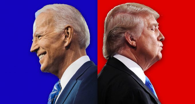 Biden leads in undetermined election, Trump takes Texas