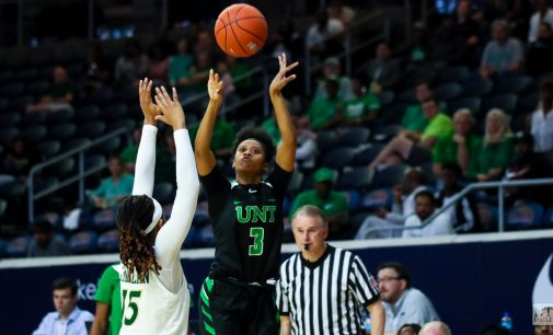 North Texas women's basketball opens season with win, Quincy Noble's debut performance