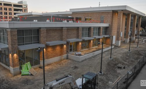New dining hall Eagle Landing set to land in January