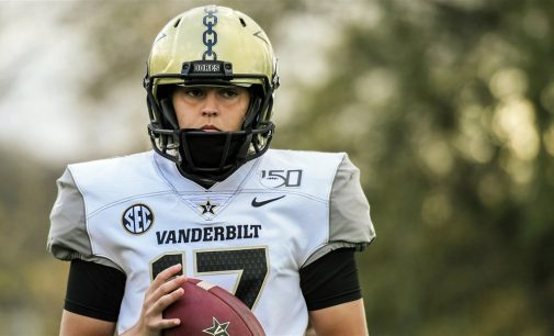 Future soccer transfer makes history for Vanderbilt football