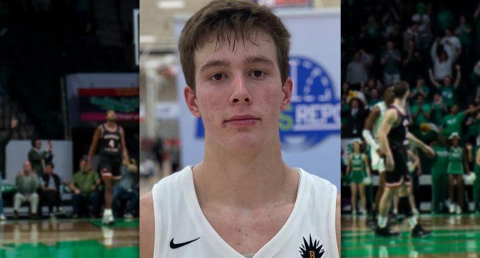 Men's basketball signs 2021 3-star recruit