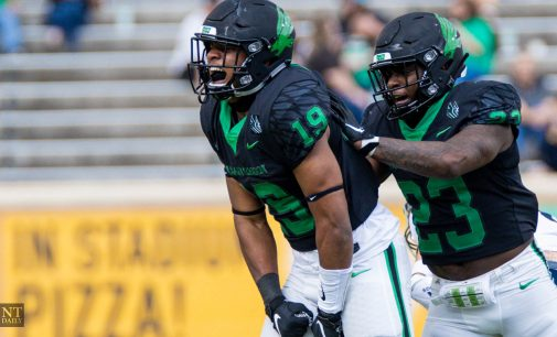 RECAP: North Texas defense shines on senior day