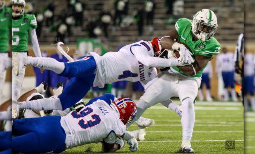 Recap: North Texas falls to Louisiana Tech in final home game of the season