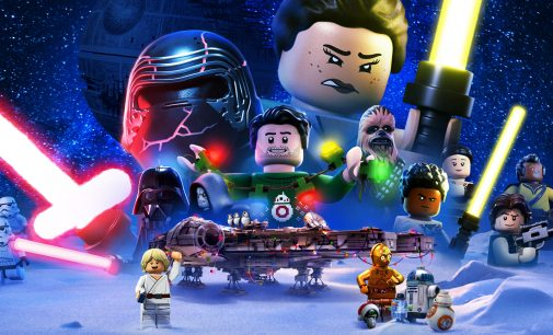 'The Lego Star Wars Holiday Special' is the perfect gift for a franchise fan