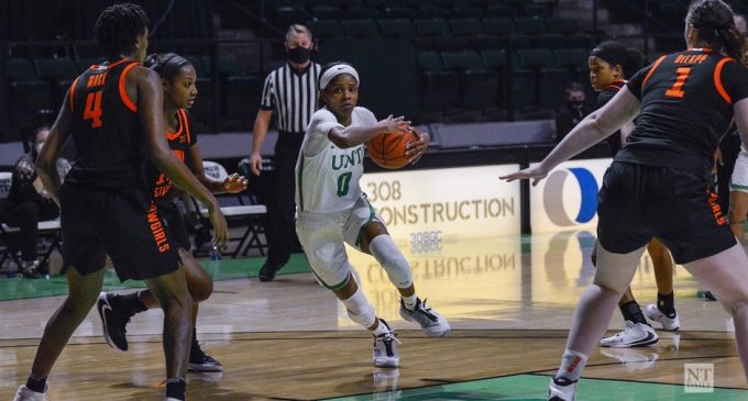 North Texas women's basketball opens C-USA play with win on Quincy Noble and Madison Townley's efforts
