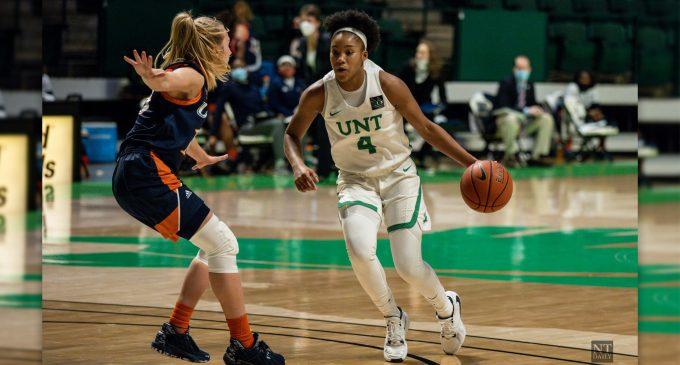 The catalyst for the women's basketball team's historic start