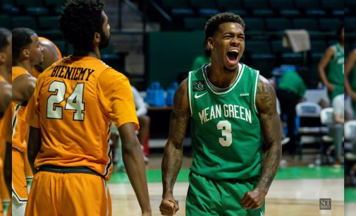 RECAP: Men's basketball cooks Rice in first match up of the year