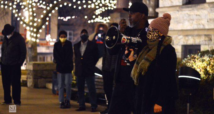Vigil held for late Darius Tarver one year after police killing