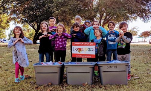 LovePacs provides food for Denton ISD families in need