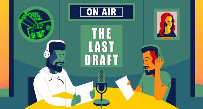 The Last Draft Podcast – Episode 12: Cheers to a new semester