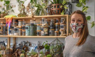 UNT alumni captivate Denton residents with unique plants