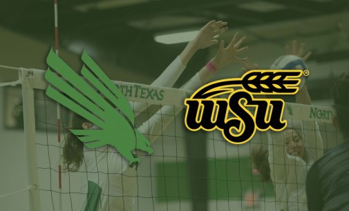 Volleyball reschedules matches with Wichita State