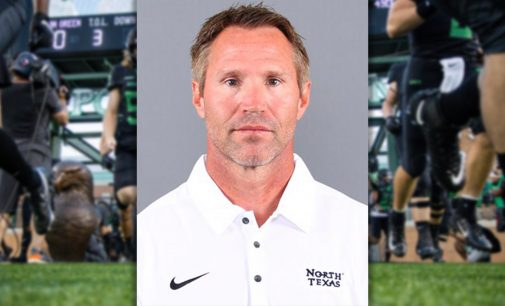BREAKING: North Texas football parts ways with defensive coordinator Clint Bowen