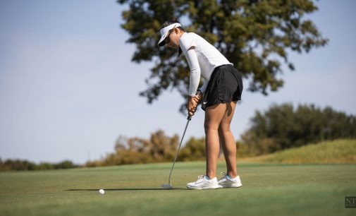 RECAP: Women's golf faces Houston in tune-up for spring slate
