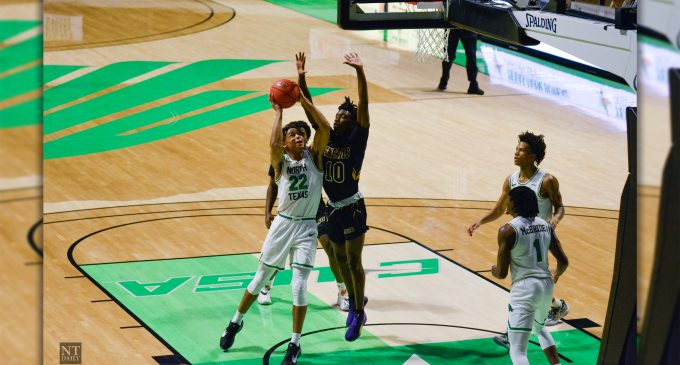 Men's basketball: McCasland speaks on Larry Wise's decision to transfer