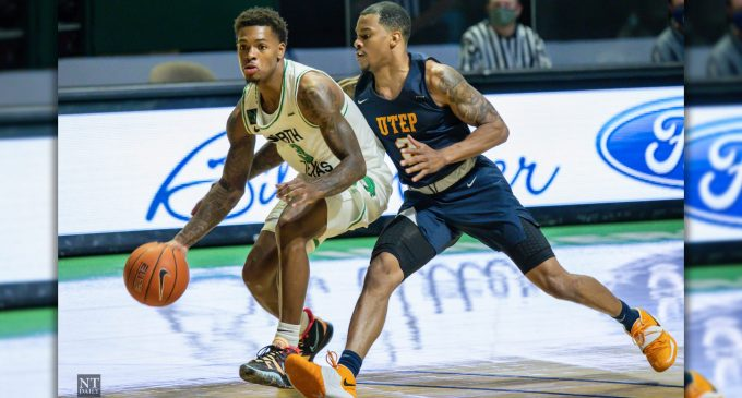RECAP: Men's basketball asserts their will on defense in 30-point win over UTEP
